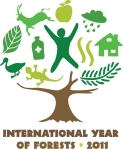 international year of forest 2011 logo